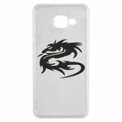 Чохол для Samsung A3 2016 Дракон