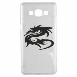 Чохол для Samsung A5 2015 Дракон