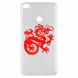 Чехол для Xiaomi Mi Max 2 Дракон