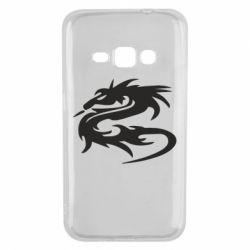 Чохол для Samsung J1 2016 Дракон