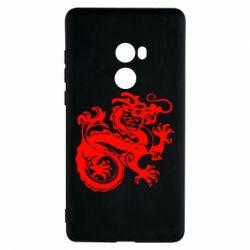 Чехол для Xiaomi Mi Mix 2 Дракон