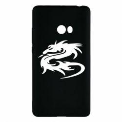 Чехол для Xiaomi Mi Note 2 Дракон