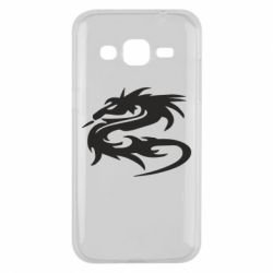Чохол для Samsung J2 2015 Дракон