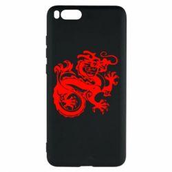Чехол для Xiaomi Mi Note 3 Дракон