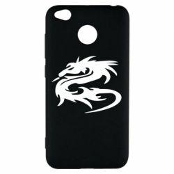Чехол для Xiaomi Redmi 4x Дракон