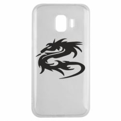 Чохол для Samsung J2 2018 Дракон