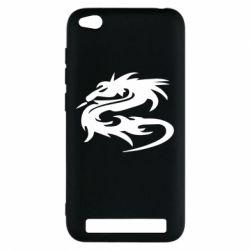 Чехол для Xiaomi Redmi 5a Дракон