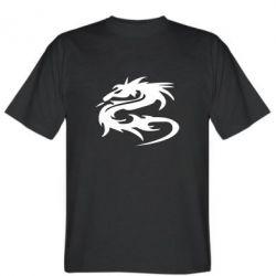 Чоловіча футболка Дракон