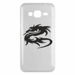 Чохол для Samsung J3 2016 Дракон