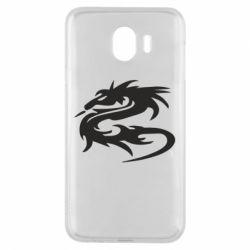 Чохол для Samsung J4 Дракон