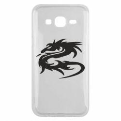 Чохол для Samsung J5 2015 Дракон