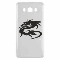 Чохол для Samsung J7 2016 Дракон