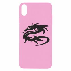 Чохол для iPhone Xs Max Дракон