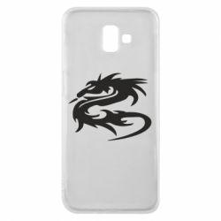 Чохол для Samsung J6 Plus 2018 Дракон