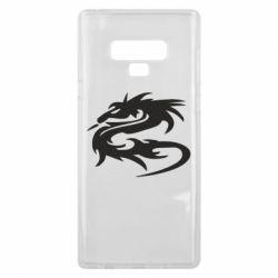 Чохол для Samsung Note 9 Дракон
