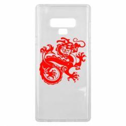 Чехол для Samsung Note 9 Дракон