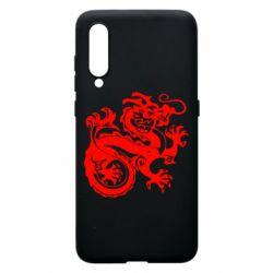 Чехол для Xiaomi Mi9 Дракон
