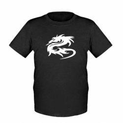 Детская футболка Дракон - FatLine