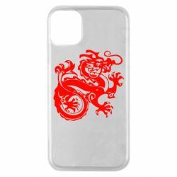 Чехол для iPhone 11 Pro Дракон