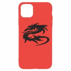 Чохол для iPhone 11 Pro Max Дракон