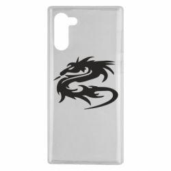 Чохол для Samsung Note 10 Дракон