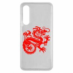 Чехол для Xiaomi Mi9 SE Дракон