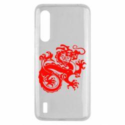 Чехол для Xiaomi Mi9 Lite Дракон