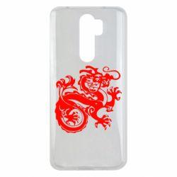 Чехол для Xiaomi Redmi Note 8 Pro Дракон