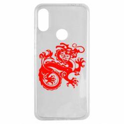 Чехол для Xiaomi Redmi Note 7 Дракон