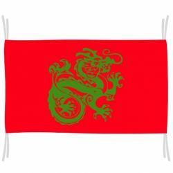 Флаг Дракон