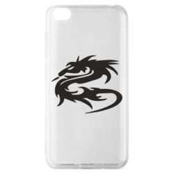 Чехол для Xiaomi Redmi Go Дракон