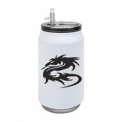 Термобанка 350ml Дракон