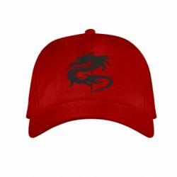 Детская кепка Дракон - FatLine