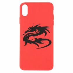 Чохол для iPhone X/Xs Дракон