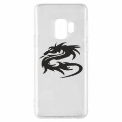 Чохол для Samsung S9 Дракон