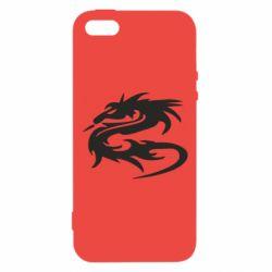 Чохол для iphone 5/5S/SE Дракон
