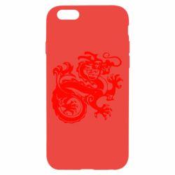 Чехол для iPhone 6/6S Дракон