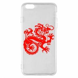Чехол для iPhone 6 Plus/6S Plus Дракон