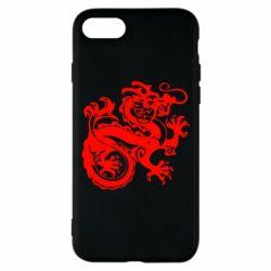 Чехол для iPhone 7 Дракон