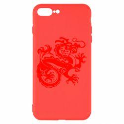 Чехол для iPhone 7 Plus Дракон