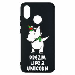 Чехол для Xiaomi Mi8 Dream like a unicorn