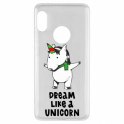 Чехол для Xiaomi Redmi Note 5 Dream like a unicorn