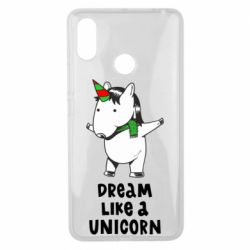 Чехол для Xiaomi Mi Max 3 Dream like a unicorn