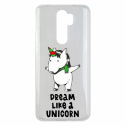 Чехол для Xiaomi Redmi Note 8 Pro Dream like a unicorn