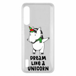 Чохол для Xiaomi Mi A3 Dream like a unicorn