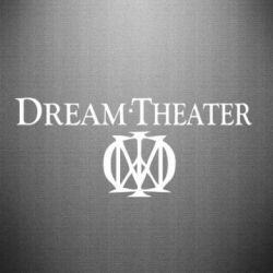 Наклейка Dream Theater - FatLine