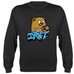 Реглан (свитшот) Drift Bear