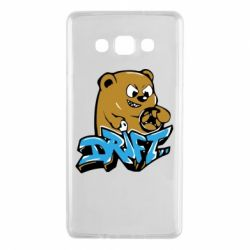 Чехол для Samsung A7 2015 Drift Bear