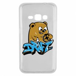 Чехол для Samsung J1 2016 Drift Bear
