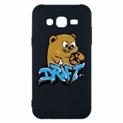 Чехол для Samsung J5 2015 Drift Bear